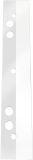 Abheftstreifen mit Universallochung - A5, 12,5 cm lang, 100 Stück
