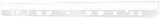 Abheftstreifen mit Universallochung - A4, 29,5 cm lang, 10 Stück