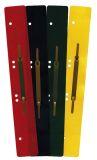 Heftstreifen aus Kunststoff, lang Schachtel mit 100 Stück (4 Bün