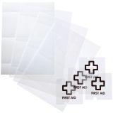 EDV-beschriftbare Folie CRYSTAL SIGN refill, 105x105 mm