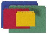 Kartei-Leitregister A  -  Z für Größe A5 quer