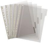 Sichttafel FUNCTION PANEL - dokumentenechte Hartfolie, A4, weiß, 5 Stück