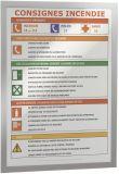 Magnetrahmen DURAFRAME® A3, 404 x 312 mm, silber, 2 Stück