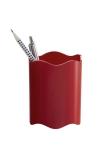 Stifteköcher TREND - 80 x 102 mm. rot