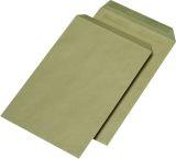 Versandtaschen C4 , ohne Fenster, selbstklebend, 110 g/qm, braun, 250 Stück