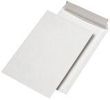 Versandtaschen C5, ohne Fenster, haftklebend, 90 g/qm, weiß, 500 Stück