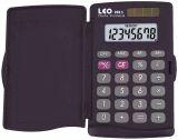 Solar-Taschenrechner 094S, schwarz, 8-stellig, Hard-Cover
