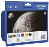 Brother LC1000VALBP Multipack
