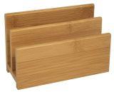 Briefständer - Bambus