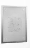 Informationsrahmen DURAFRAME® WALLPAPER - A3, 323 x 446 mm, silber