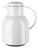 Samba Isolierkanne - 1,0 Liter, weiß hochglanz