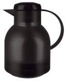 Samba Isolierkanne - 1,0 Liter, schwarz-transluzent