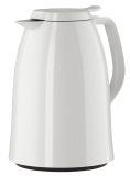 Mambo Isolierkanne - 1,0 Liter, weiß hochglanz