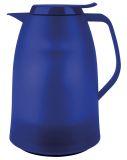 Mambo Isolierkanne - 1,0 Liter, blau-transluzent