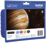 Brother LC1240VALBPDR Multipack