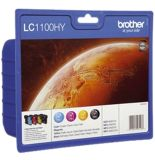 Brother LC1100HYVALBPDR Multipack-HC