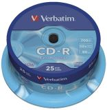 CD-R Extra Protection. 25 Pack Spindle