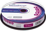 CD-R Rohlinge - 700MB/80Min, 52-fach/Spindel, 10 Stück