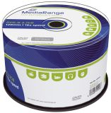 DVD-R - 4.7GB/120Min, 16-fach/Spindel, Packung mit 50 Stück